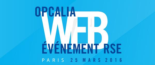 Opcalia web événement RSE