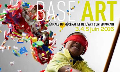 BASE'Art : 5ème Biennale du mécénat et de l'art contemporain