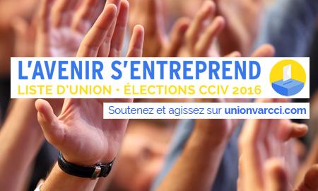 Lancement de la liste d'union : L'avenir s'entreprend