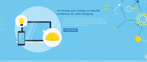 10 minutes pour évaluer la maturité numérique de votre entreprise