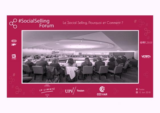 Le Social Selling Forum débarque à Toulon!