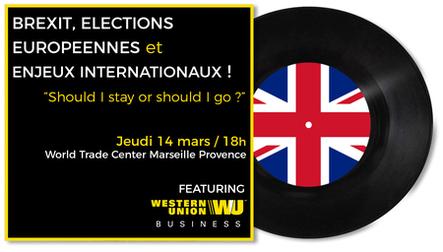 Club APEX : Brexit, Elections Européenne et Enjeux Internationaux !