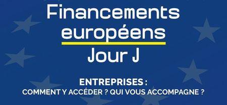 Financements européens - Jour J