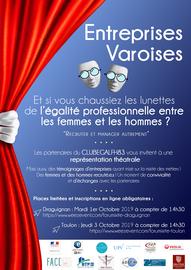 Ateliers égalité professionnelle entre les femmes et les hommes