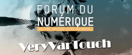 Le Forum régional du numérique fait sa rentrée à Toulon
