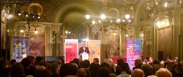 Discours du Président Gérard Cerruti à la cérémonie des voeux UPV 2020