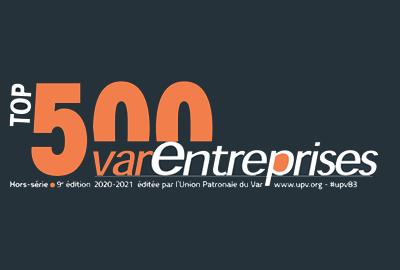 Lancement du nouveau magazine TOP500 VAR ENTREPRISES