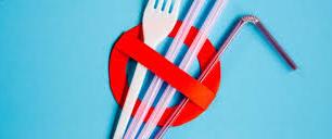 Interdiction de certains produits plastiques à usage unique